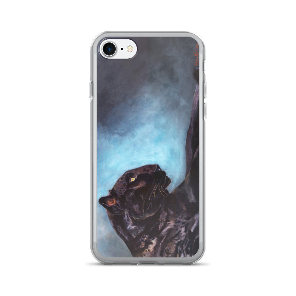 Black Panther iPhone 7/7 Plus Case - Daydreams Studio