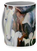 The Dream Horses - Mug - Daydreams Studio