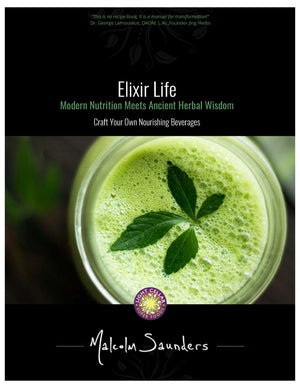 Elixir Life LIVE: Learn How to Craft Nourishing Herbal Beverages for Energy, Immunity, & Stress Relief  - November