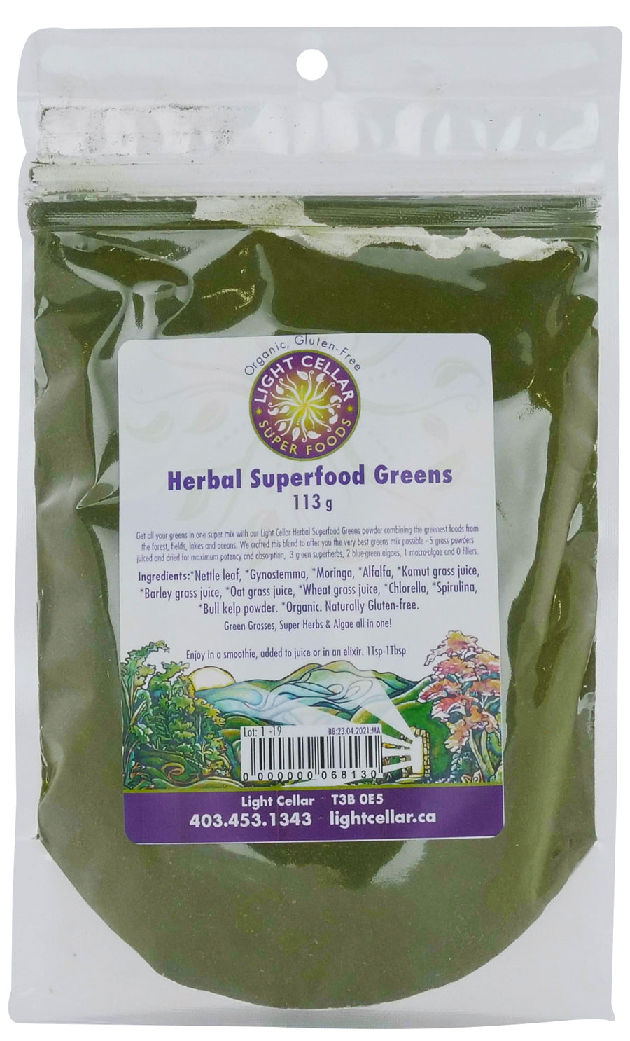 Herbal Superfood Greens