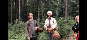 Foraging for Flavours: A Wild Food & Plant Medicine Expedition with Denis Manzer & Malcolm Saunders  June 28