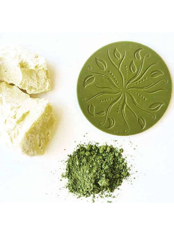 Lion's Mane Matcha Mint Superfood White Chocolate Bar