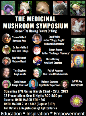 Medicinal Mushroom Symposium: Discover the Healing Powers of Fungi