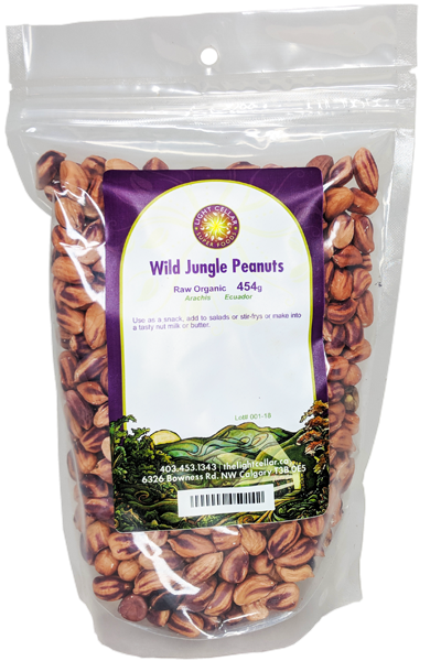 Wild Jungle Peanuts