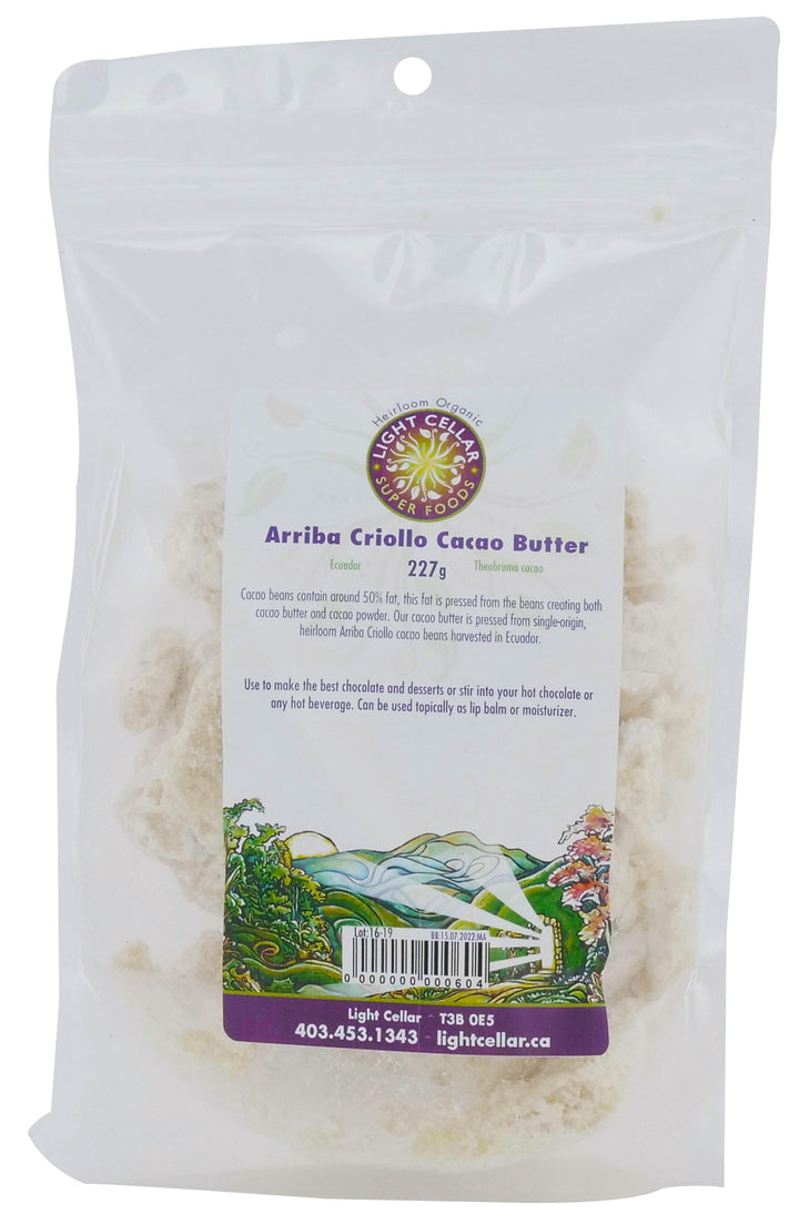 Arriba Cacao Butter