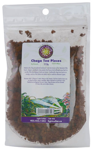 Chaga Tea Pieces