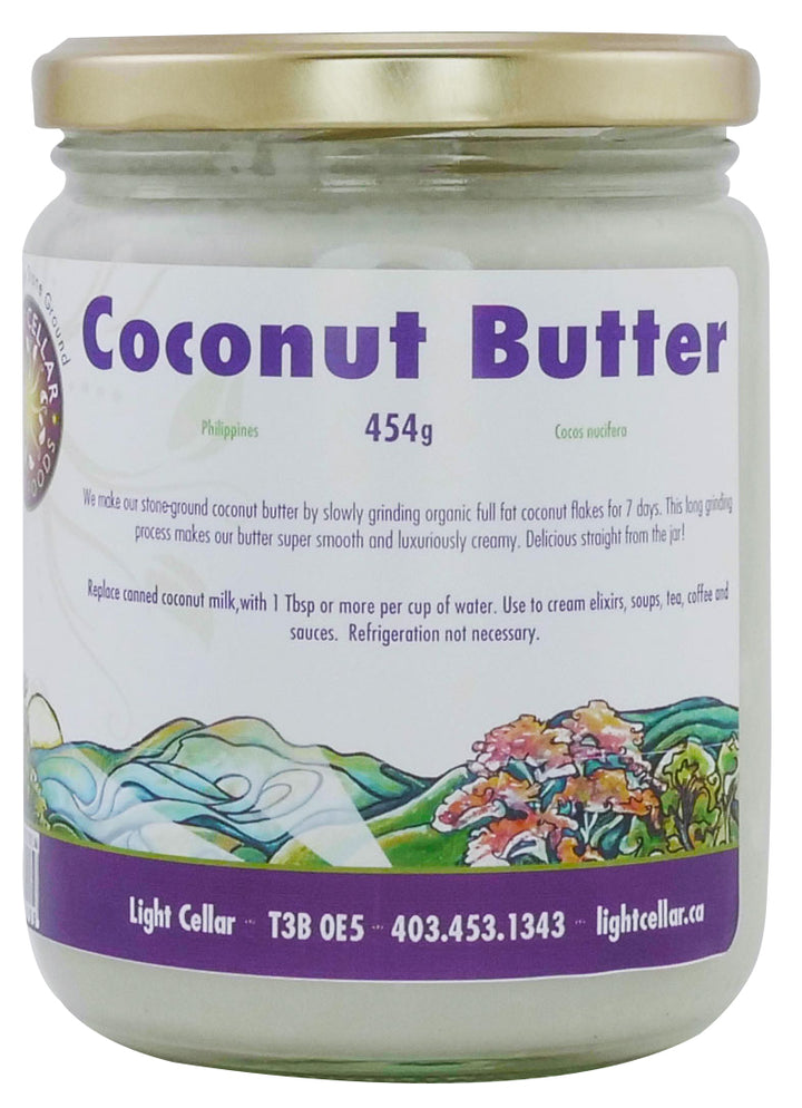Stoneground Coconut Butter