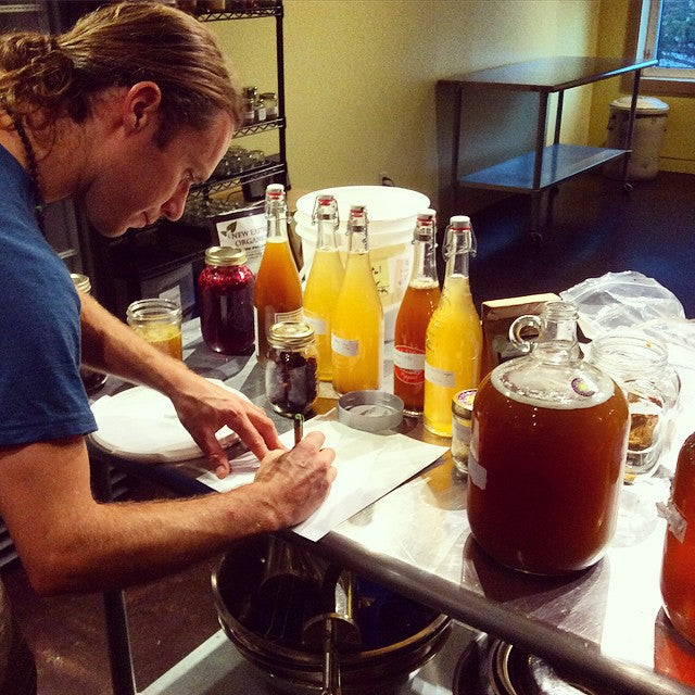Be Your Own Brewer: Learn How to Make Healing Herbal Honey Wine - March 20th