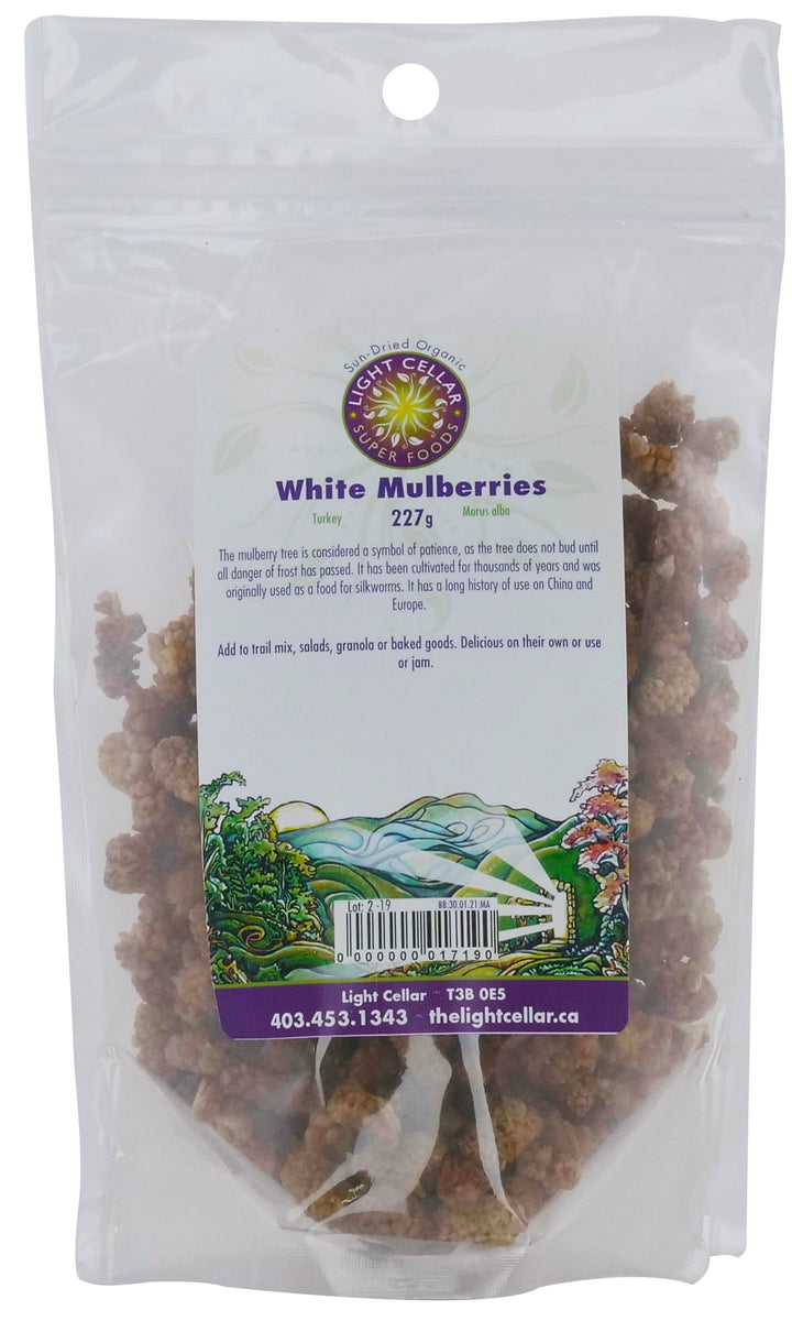 White Mulberries
