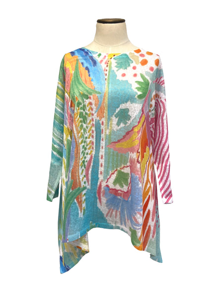 Bess Top - BLUE