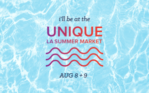 Unique LA Summer Market.