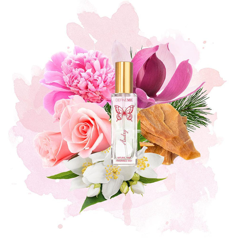 AUDRY HAIR FRAGRANCE MIST DefineMe Fragrance
