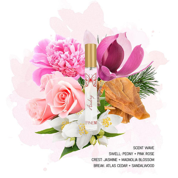 AUDRY NATURAL PERFUME MIST - TRAVEL SPRAY DefineMe Fragrance