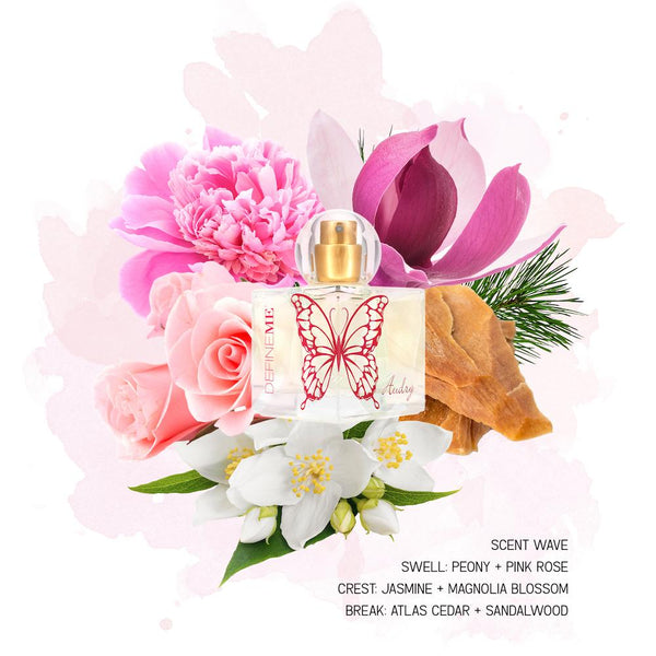 AUDRY NATURAL PERFUME MIST DefineMe Fragrance