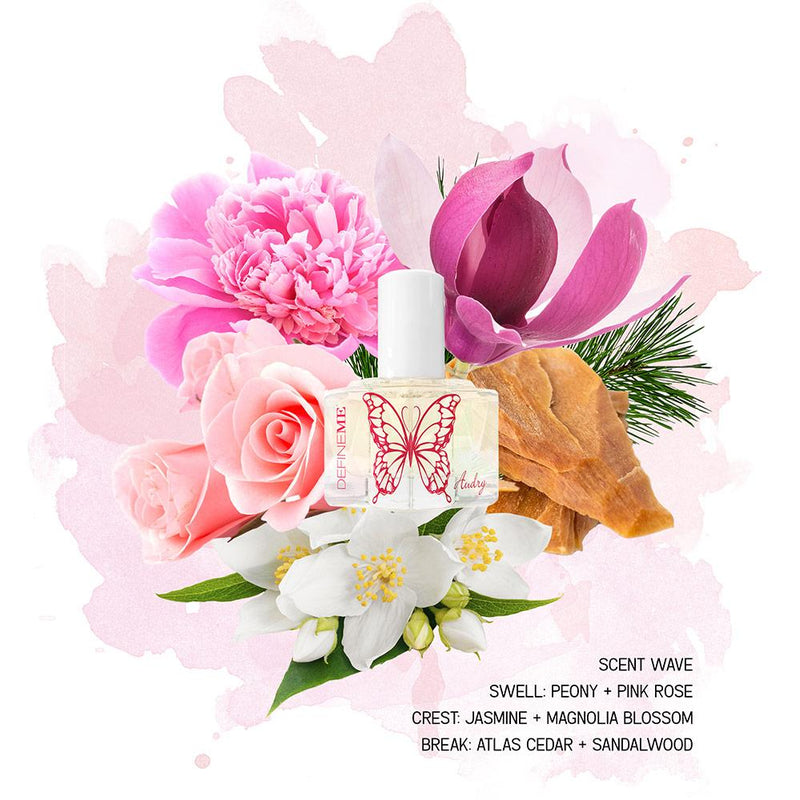 AUDRY NATURAL PERFUME OIL DefineMe Fragrance