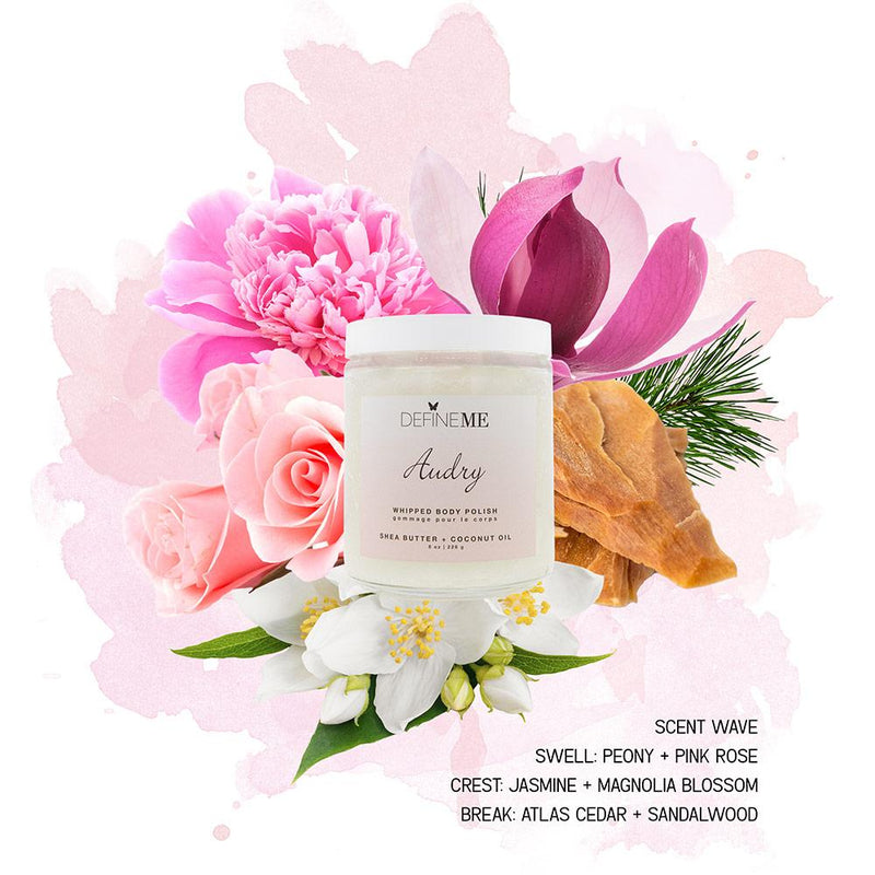 AUDRY WHIPPED BODY POLISH DefineMe Fragrance