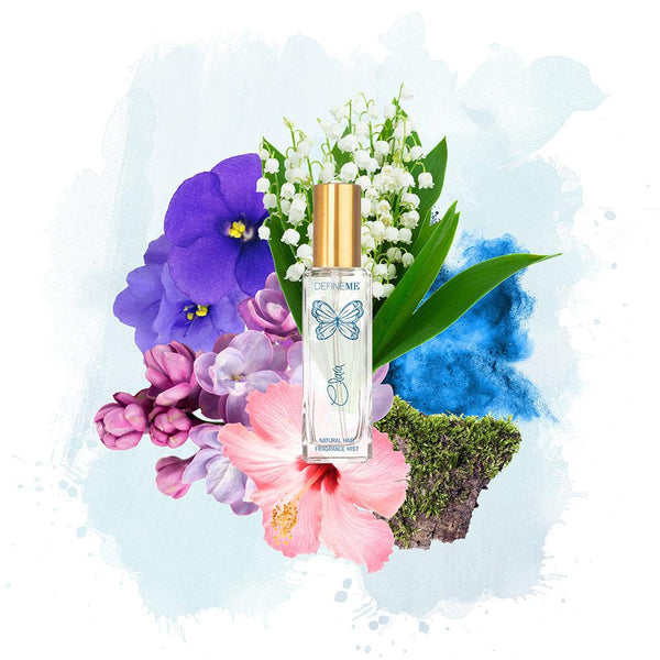 CLARA HAIR FRAGRANCE MIST DefineMe Fragrance