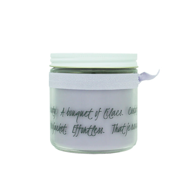 DELPHINE MOOD CANDLE DefineMe Fragrance