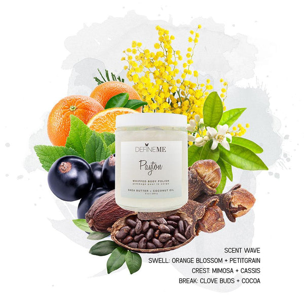PAYTON WHIPPED BODY POLISH DefineMe Fragrance