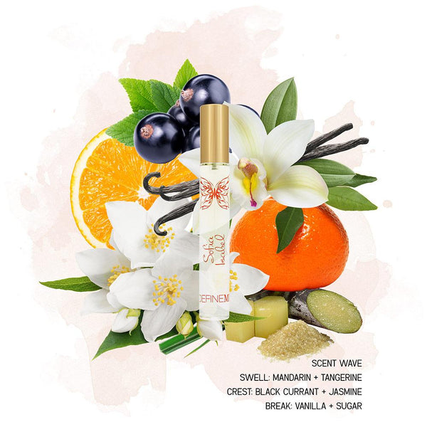 SOFIA ISABEL NATURAL PERFUME MIST - TRAVEL SPRAY DefineMe Fragrance