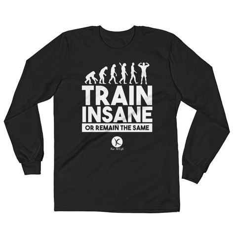 Train Insane or Remain The Same. Get $5 Off Today!