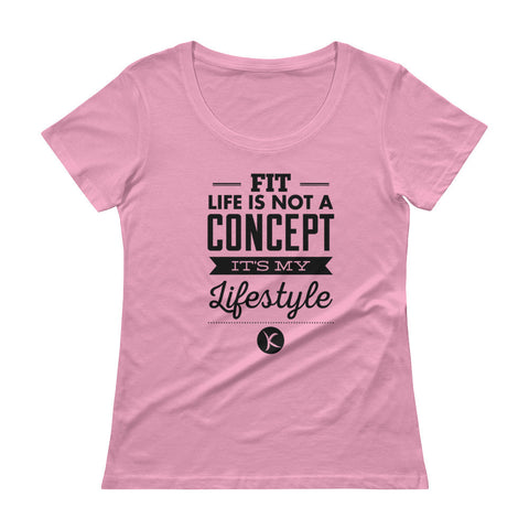 Fit Life Is Not A Concept, It's My Lifestyle. Get $6 Off TODAY!