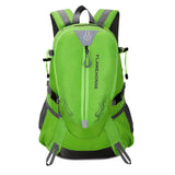 40L Women & Men Nylon Waterproof Outdoor Travel Bag Big Capacity Climbing Hiking Camping Rucksacks Sports Bags - Kai Fit Life