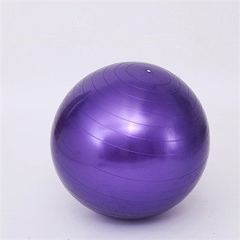 Get in Shape - Static Strength Exercise Stability Ball with Pump - Kai Fit Life, Exercise Equipment