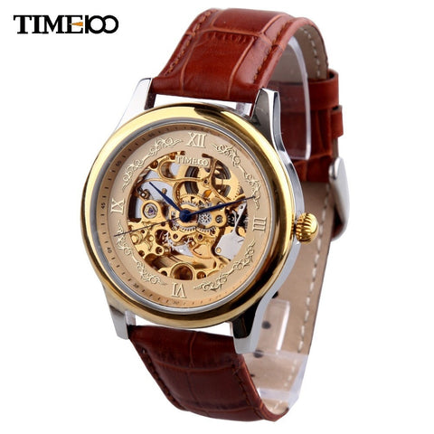 Theodore-  Men's Skeleton Watch