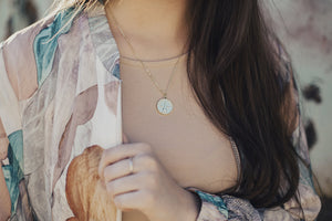 Know It, Live It, Love It Necklace
