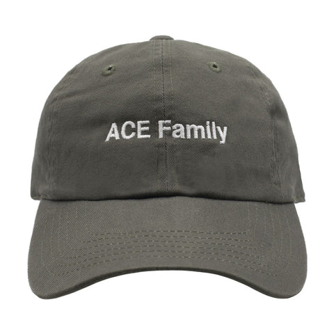 ACE Family Member Dad Hat - Olive