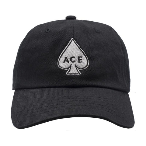 ACE Dad Hat - Black