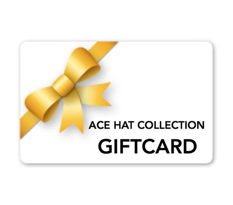 ACE Hat Collection Gift Card