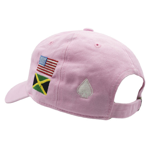 International Dad Hat - Pink