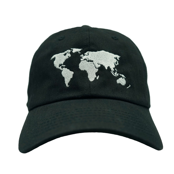 Traveler Dad Hat - Black