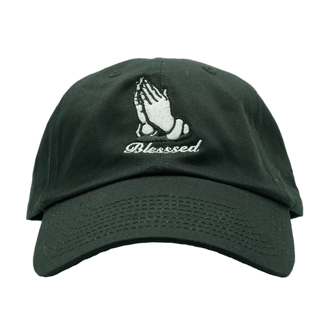 Blessed Dad Hat - Black