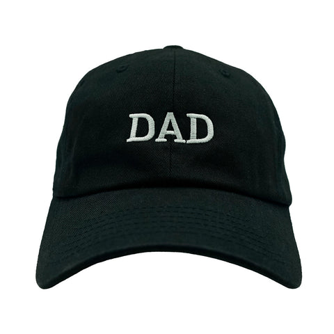 DAD Dad Hat - Black