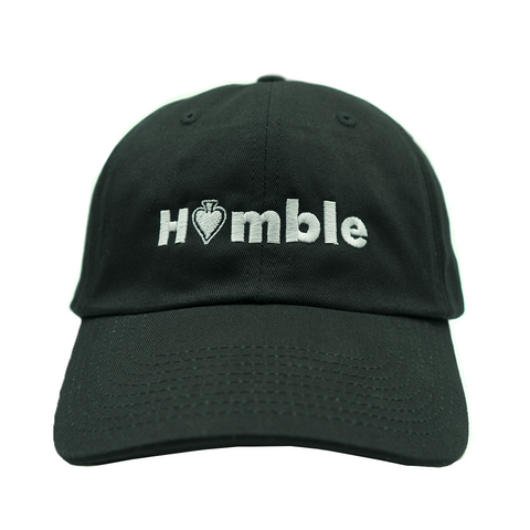 Humble Dad Hat - Black