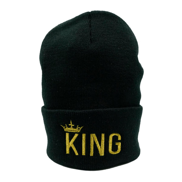 King Beanie - Black