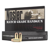 .45 ACP Ammunition - Match Grade, 230 Grains, Jacketed Hollow Point, Per 50