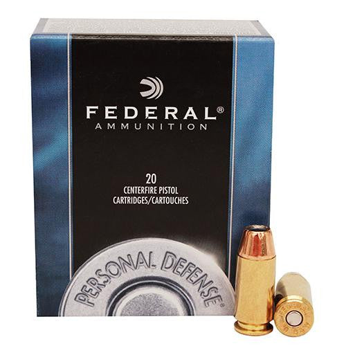 .40 Smith & Wesson - Premium Personal Defense, 180 Grains, Jacketed Hollow Point, Per 20