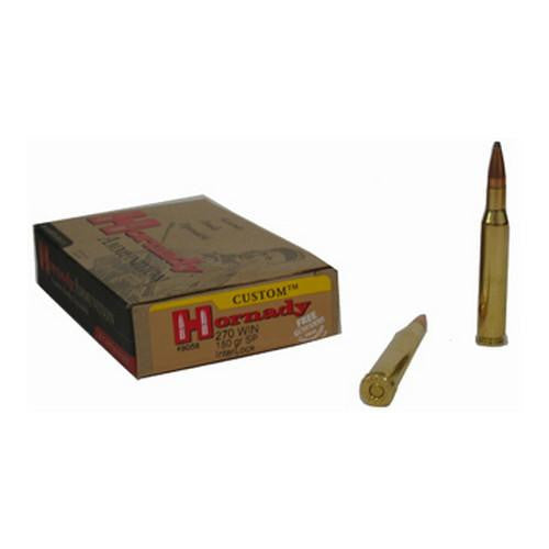 .270 Winchester - 270 Win, 150 Grain, SP,  (Per 20)