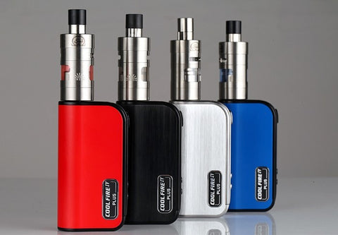 Innokin Cool Fire 4 Plus 70W with iSub G Starter Kit