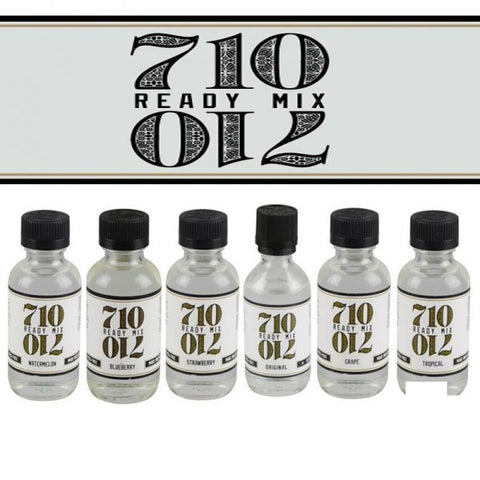 710 Ready Mix Oil