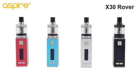 Aspire X30 Rover Starter Kit with Nautilus X