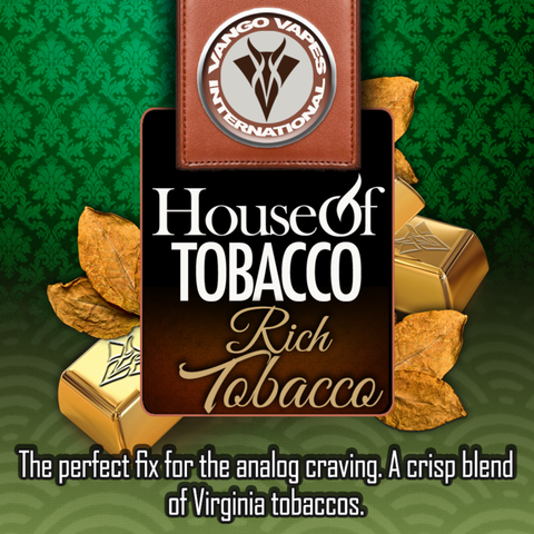 VanGo Rich Tobacco Salts