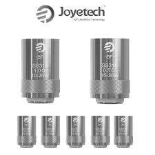 Joyetech Notchoil 0.25 Ohm DL Head for Cuboid Mini Atomizer 5/PK