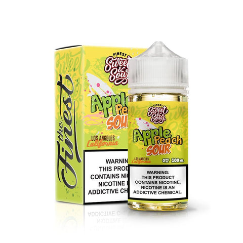 Apple Peach Sour 100mL