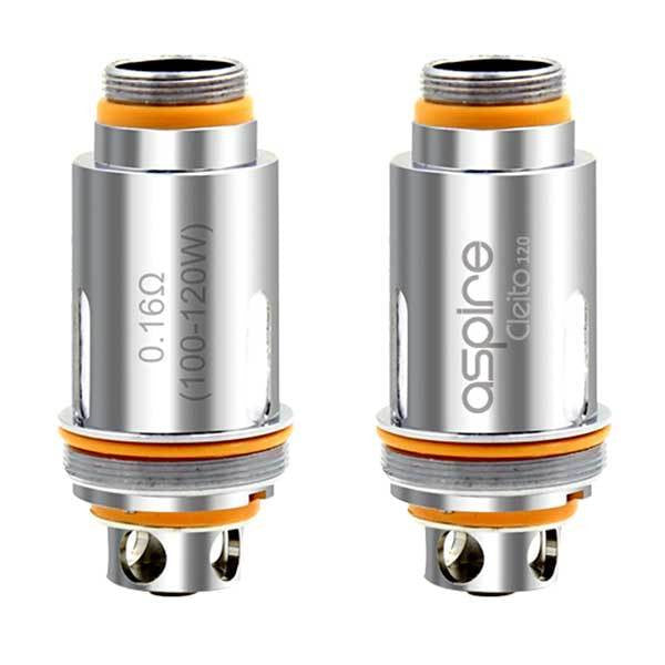 Aspire Cleito 120 Replacement Coils 0.16