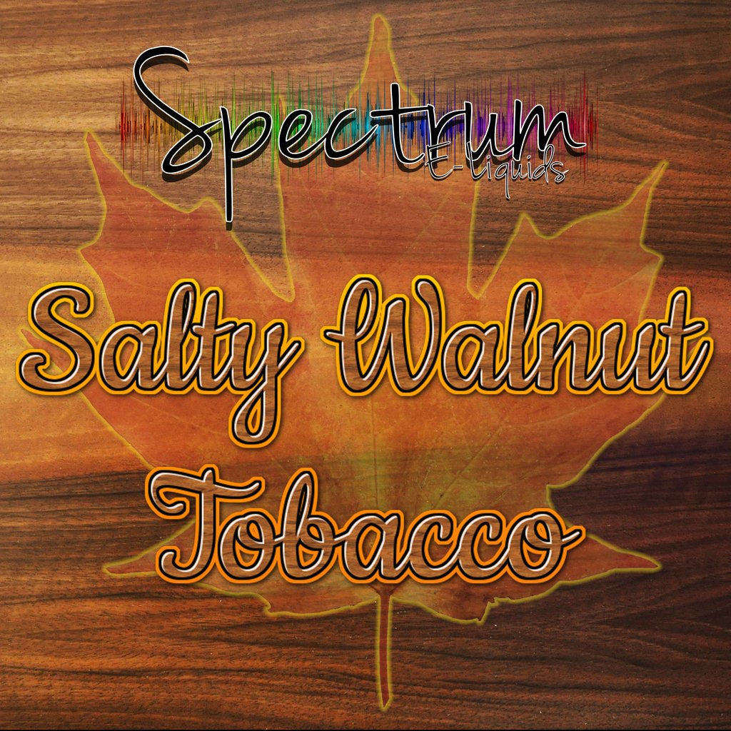 Salty Walnut Tobacco